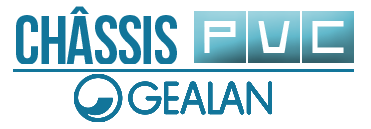 Chassis PVC logo